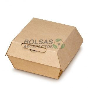 Caja Almeja para comida 4 X 4 Pulgadas